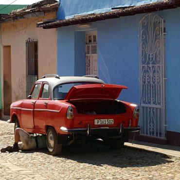 La vera essenza di Cuba: Trinidad.