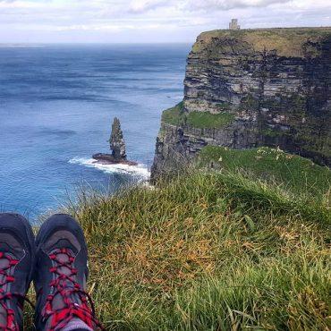 Irlanda ♥ ti annega di Verde, ti copre di Blu