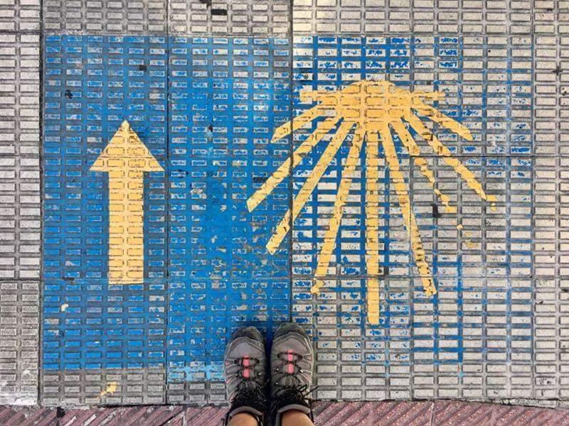 Quali Di Il SantiagoIviaggidiliz Scarpe Per Cammino DW9YHE2I