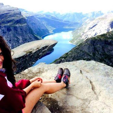 Norvegia, fino in vetta al sogno: Trolltunga